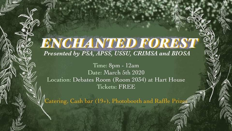 Enchanted Forest: Winter Semi-Formal
